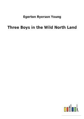 Three Boys in the Wild North Land (Paperback)