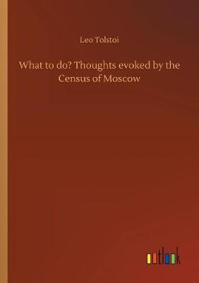 What to Do? Thoughts Evoked by the Census of Moscow (Paperback)