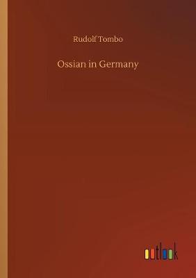 Ossian in Germany (Paperback)