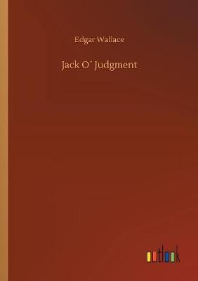 Jack O Judgment (Paperback)
