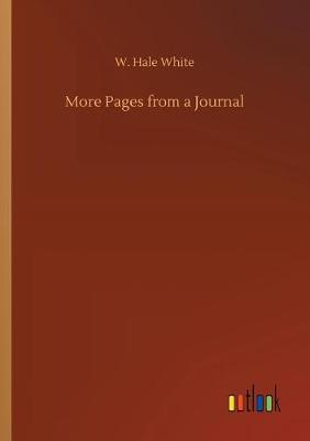 More Pages from a Journal (Paperback)