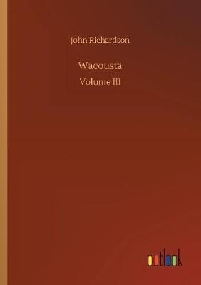 Wacousta (Paperback)