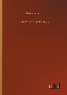 Picture and Text 1893 (Paperback)