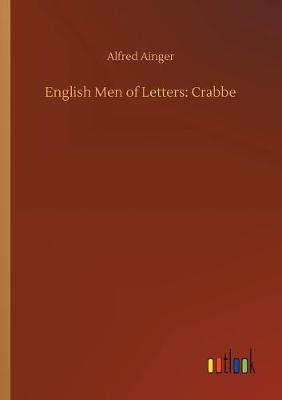 English Men of Letters: Crabbe (Paperback)