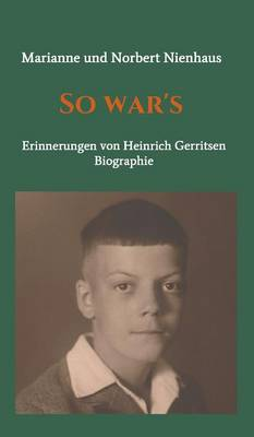 So War's (Hardback)