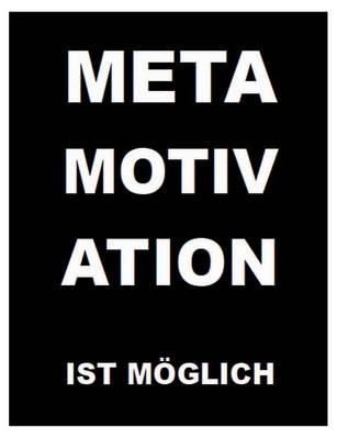 Metamotivation Ist M glich (Paperback)
