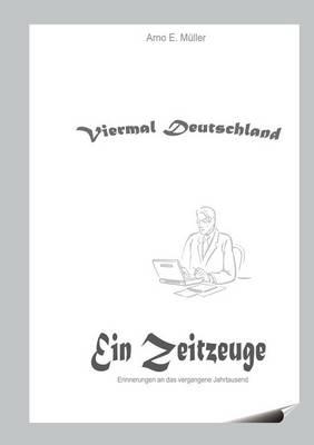 Viermal Deutschland (Paperback)