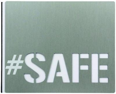 Dieter Huber: #SAFE (Hardback)