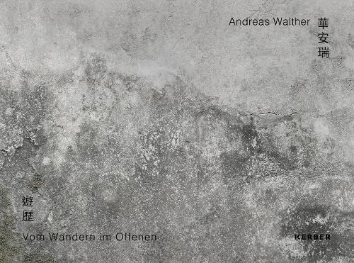 Andreas Walther: Vom Wandern im Offenen (Hardback)