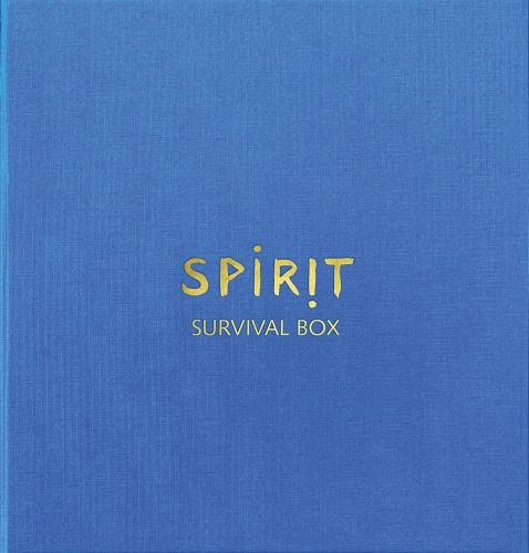 Dieter Huber: Spirit, Survival Box (Hardback)