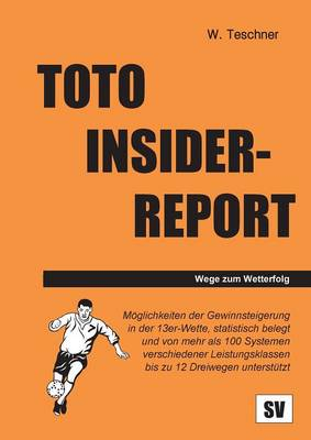 Toto Insider-Report (Paperback)