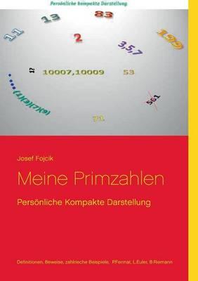 Meine Primzahlen (Paperback)