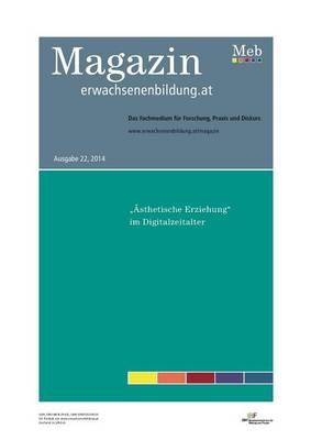"""Asthetische Erziehung"" Im Digitalzeitalter (Paperback)"
