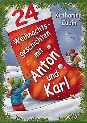 24 Weihnachtsgeschichten Mit Anton Und Paul (Paperback)