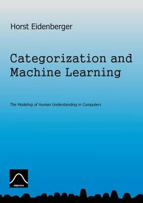 Categorization and Machine Learning (Paperback)