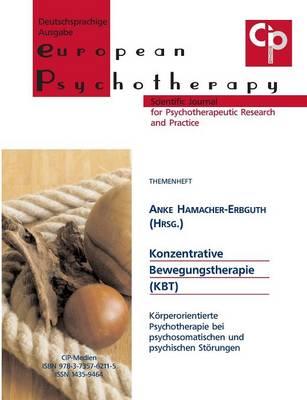 Konzentrative Bewegungstherapie (Paperback)