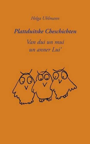Plattduitske Cheschichten (Paperback)