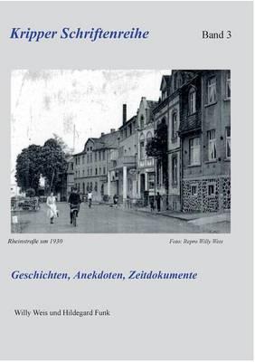 Kripper Schriftenreihe Band 3 (Paperback)