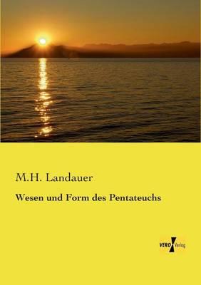 Wesen Und Form Des Pentateuchs (Paperback)