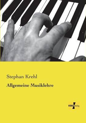 Allgemeine Musiklehre (Paperback)