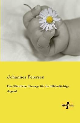 Die Offentliche Fursorge Fur Die Hilfsbedurftige Jugend (Paperback)