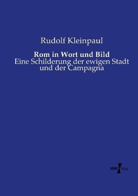 ROM in Wort Und Bild (Paperback)
