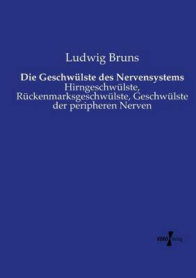 Die Geschw lste Des Nervensystems (Paperback)