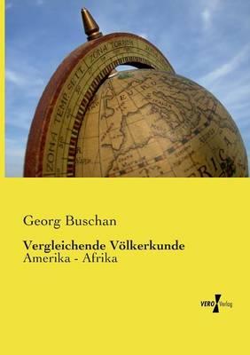 Vergleichende Volkerkunde (Paperback)