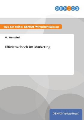 Effizienzcheck im Marketing (Paperback)