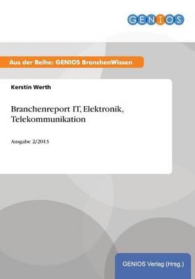 Branchenreport IT, Elektronik, Telekommunikation (Paperback)