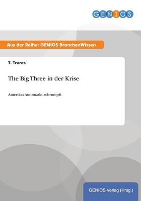 The Big Three in der Krise: Amerikas Automarkt schrumpft (Paperback)