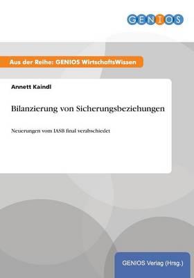 Bilanzierung von Sicherungsbeziehungen (Paperback)