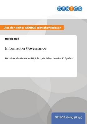 Information Governance (Paperback)