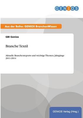 Branche Textil (Paperback)