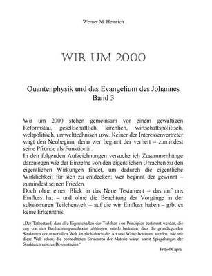 Wir Um 2000 - Band 3 (Paperback)
