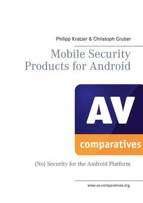 Mobile Security Products for Android (Paperback)