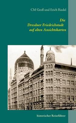 Die Dresdner Friedrichstadt Auf Alten Ansichtskarten (Paperback)