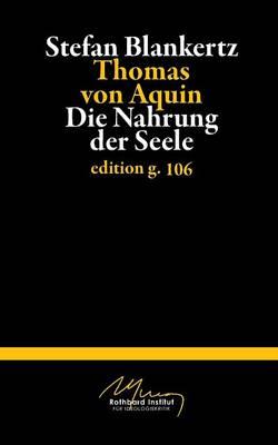 Thomas von Aquin (Paperback)