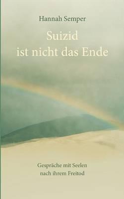 Suizid ist nicht das Ende: Gesprache mit Seelen nach ihrem Freitod (Paperback)