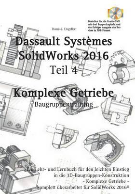 Solidworks 2016 Teil 4 (Paperback)