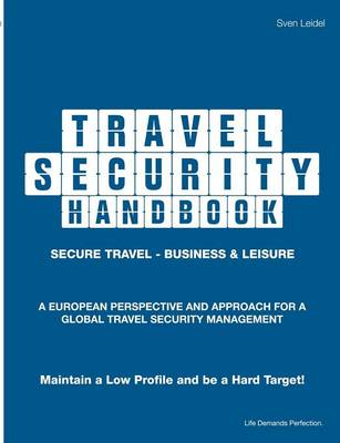 Travel Security Handbook (Paperback)