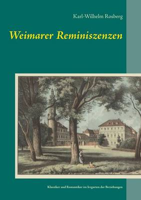 Weimarer Reminiszenzen (Paperback)