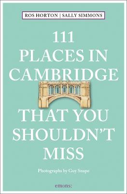 111 Places in Cambridge That You Shouldn't Miss - 111 Places/Shops (Paperback)