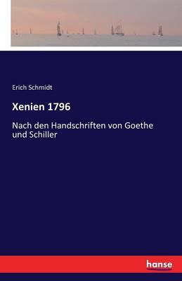 Xenien 1796 (Paperback)