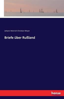 Briefe Uber Ruland (Paperback)