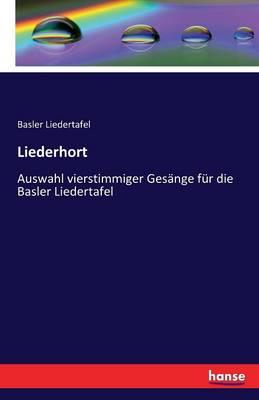 Liederhort (Paperback)