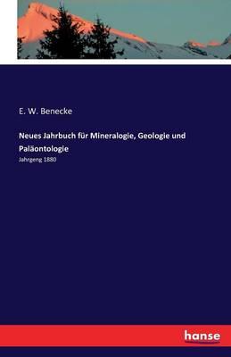 Neues Jahrbuch F r Mineralogie, Geologie Und Pal ontologie (Paperback)