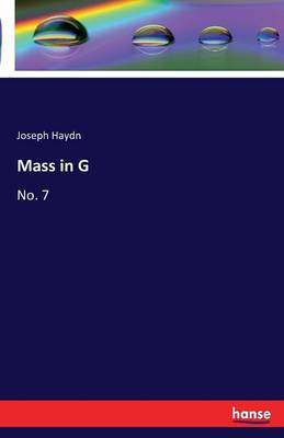 Mass in G (Paperback)