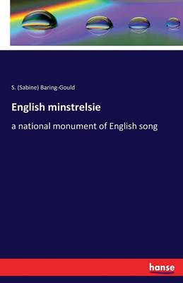English Minstrelsie (Paperback)