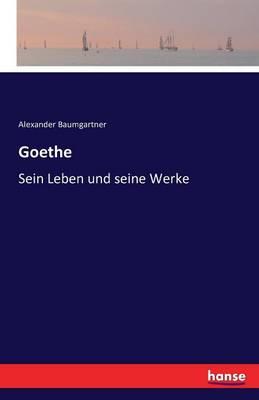 Goethe (Paperback)